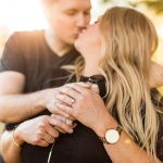 Casey and Corey: Buffalo Park Flagstaff Engagement Photography