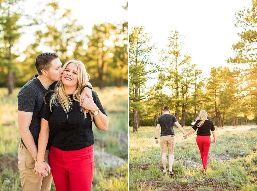 Casey and Corey: Northern Arizona Portrait Photographers happy