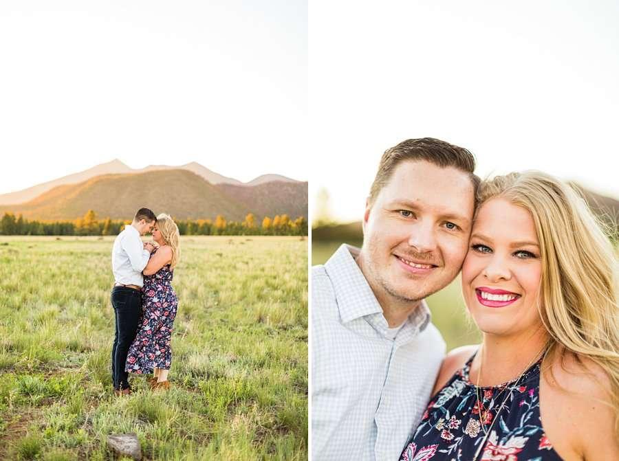 Casey and Corey: Northern Arizona Portrait Photographers sedona