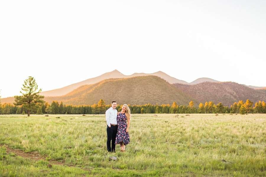 Casey and Corey: Northern Arizona Portrait Photographers joy