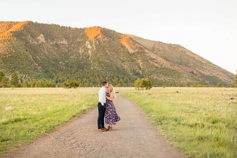 Casey and Corey: Northern Arizona Portrait Photographers landscapes