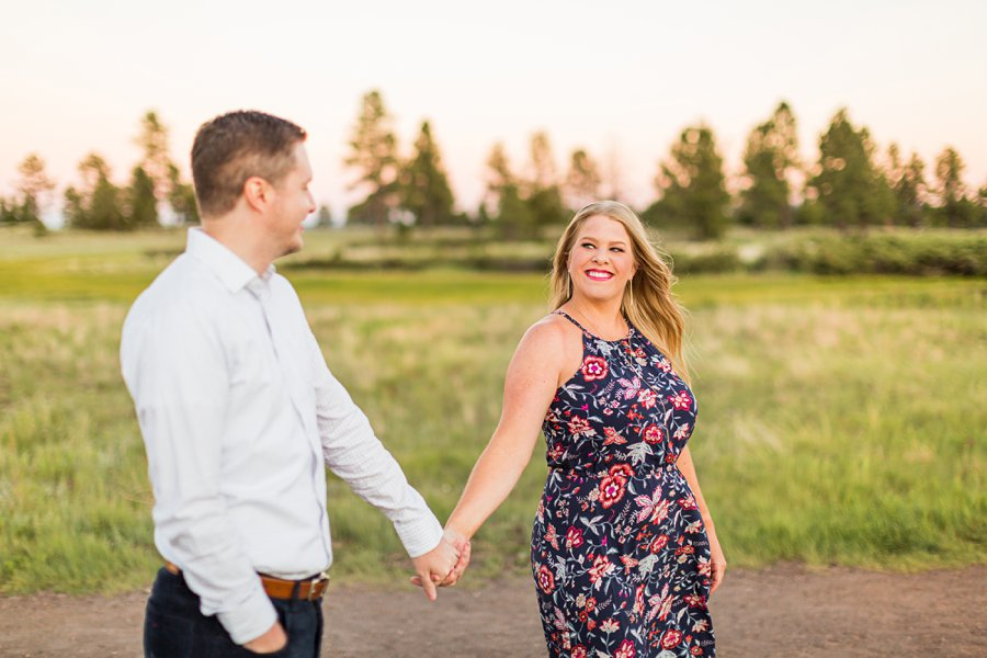 Casey and Corey: Buffalo Park Flagstaff Engagement Photography flagstaff