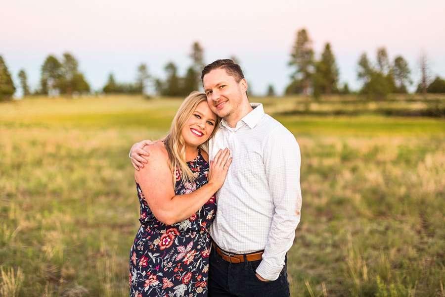Casey and Corey: Northern Arizona Portrait Photographers enjoying