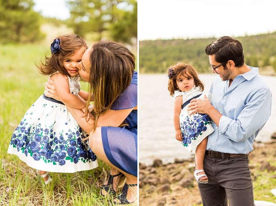 Kasem Family: Lake Mary Flagstaff Photographer love