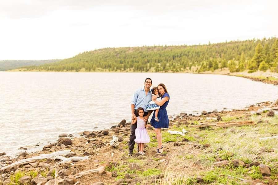 Kasem Family: Sedona AZ Family Photography happy