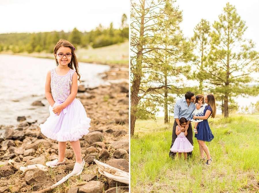 Kasem Family: Sedona AZ Family Photography kids
