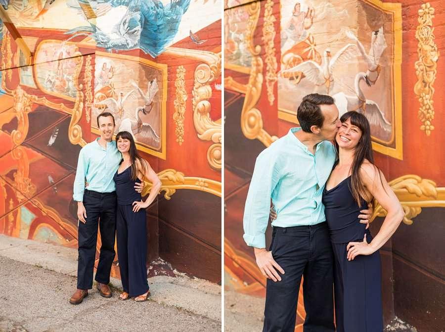 Kauffman Family: Northern Arizona Portrait Photography couple