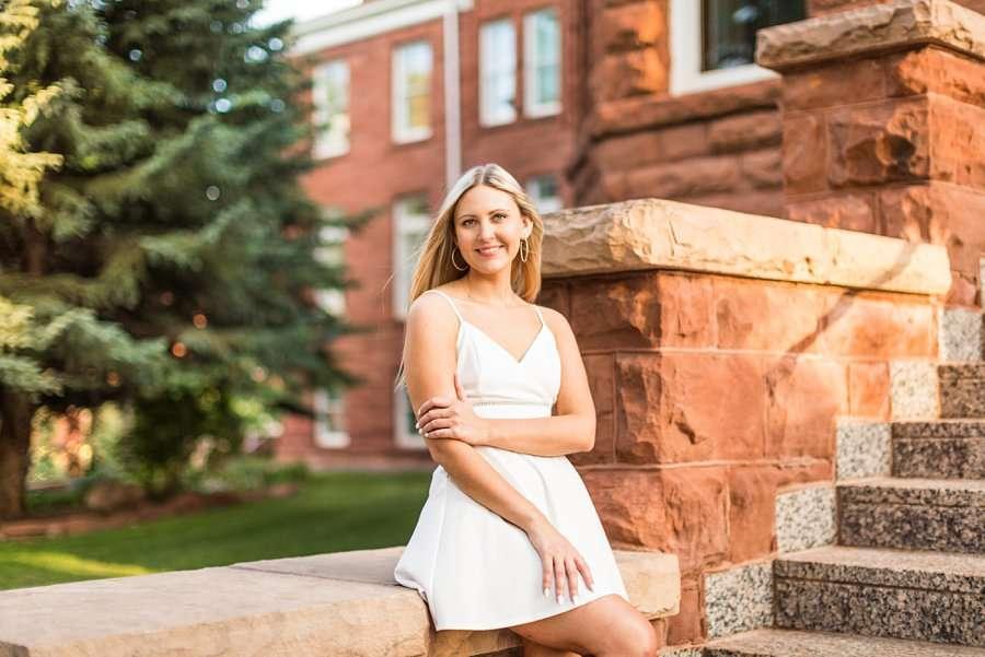 Allie: NAU Graduation Photographer northern arizona university
