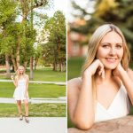 Northern Arizona University Senior Portrait Photography: Allie