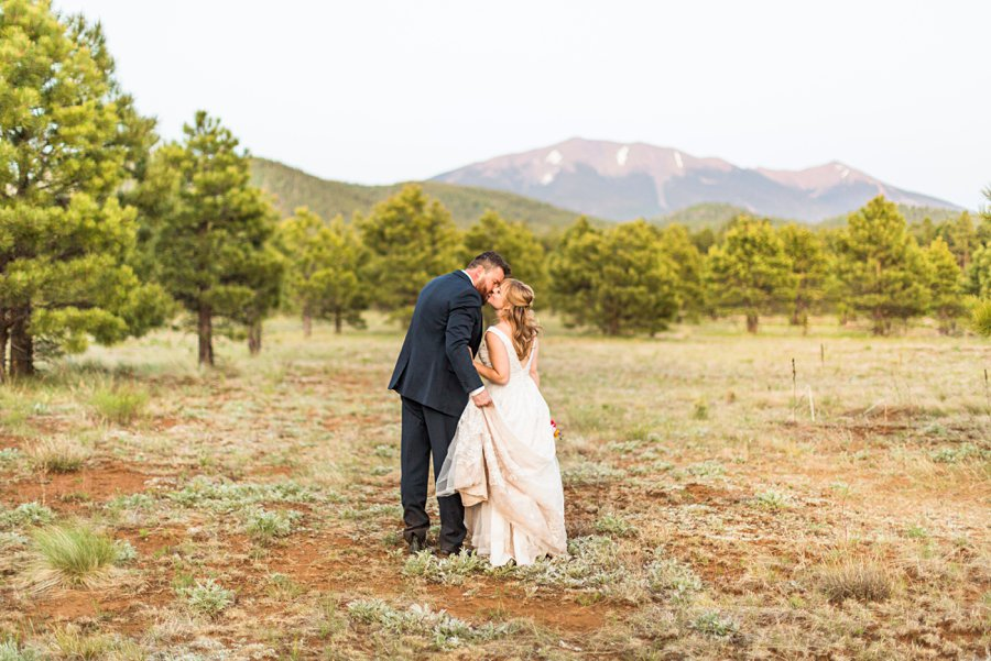 Becca and Josh: Northern AZ Wedding Photographer best locations for weddings
