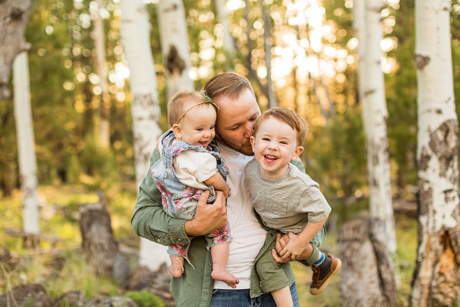 Borbon Family: Northern Arizona Family Photography authentic
