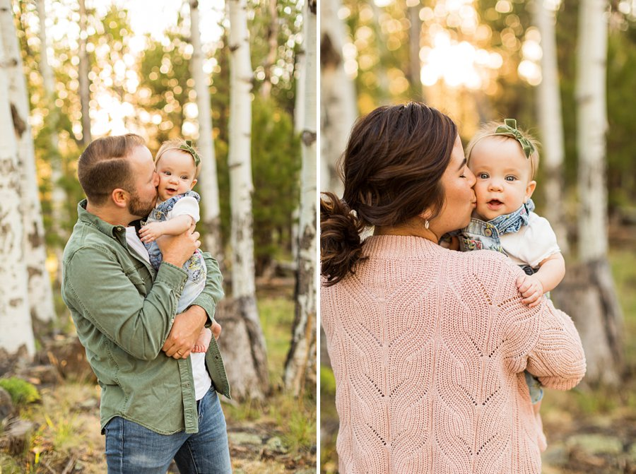 Borbon Family: Northern Arizona Family Photography joy