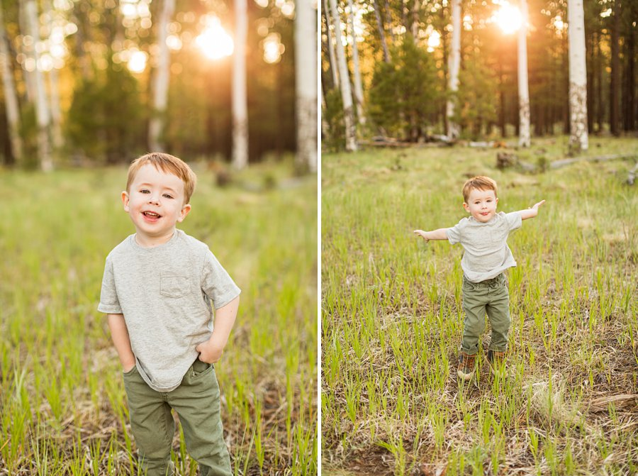 Borbon Family: Northern Arizona Family Photography children and newborn