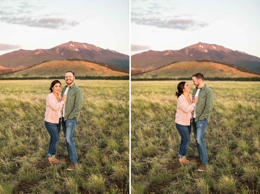 Borbon Family: Northern Arizona Family Photography top rated place to watch the sunset