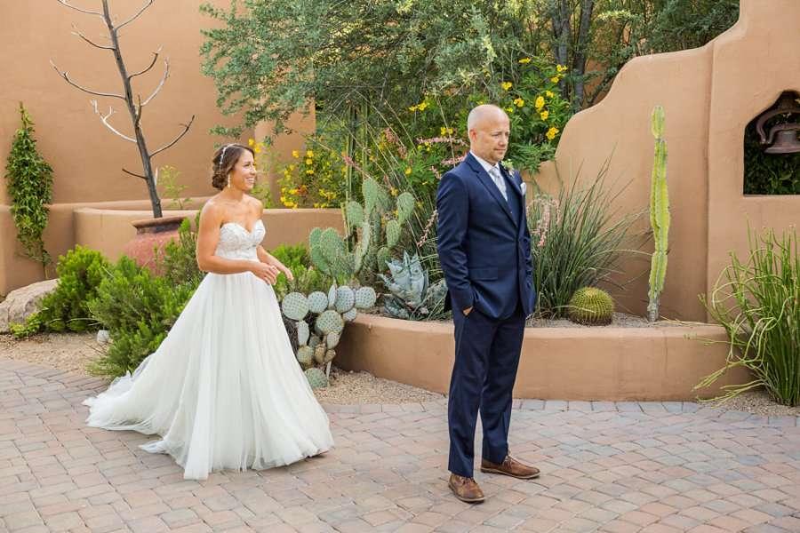 Liz and Jeremy: Phoenix Wedding Photography inspiration