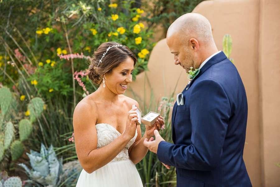 Liz and Jeremy: Phoenix Wedding Photography groom gift