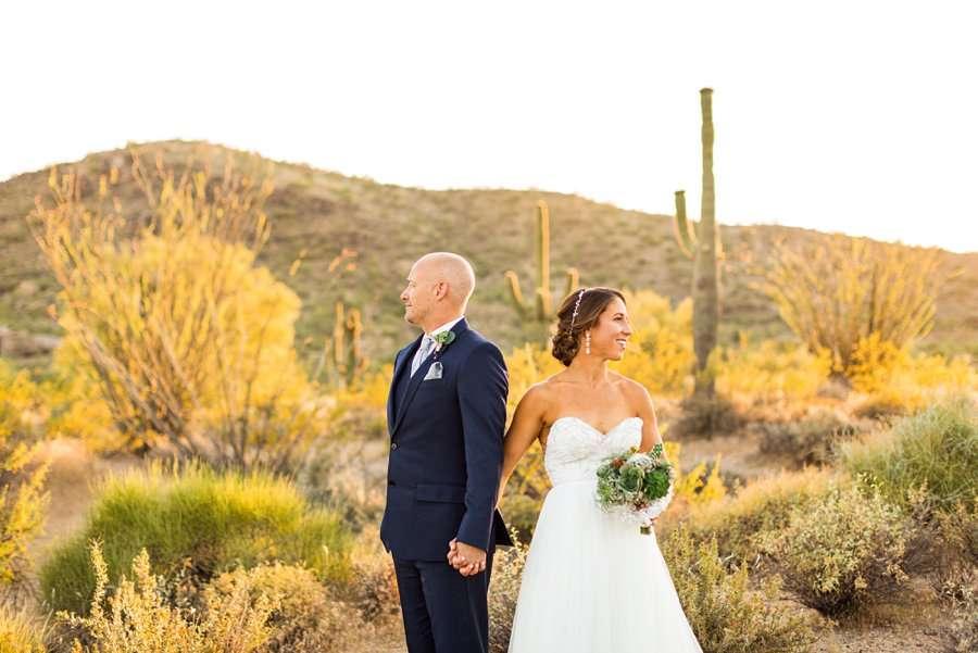 Liz and Jeremy: Phoenix Wedding Photography paradise valley