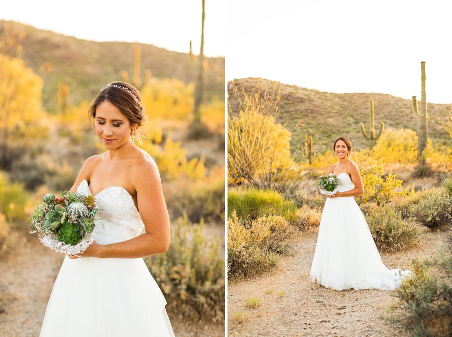 Liz and Jeremy: Phoenix Wedding Photography scottsdale bride
