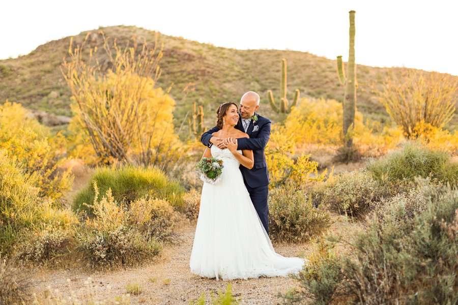 Liz and Jeremy: Phoenix Wedding Photography cave creek