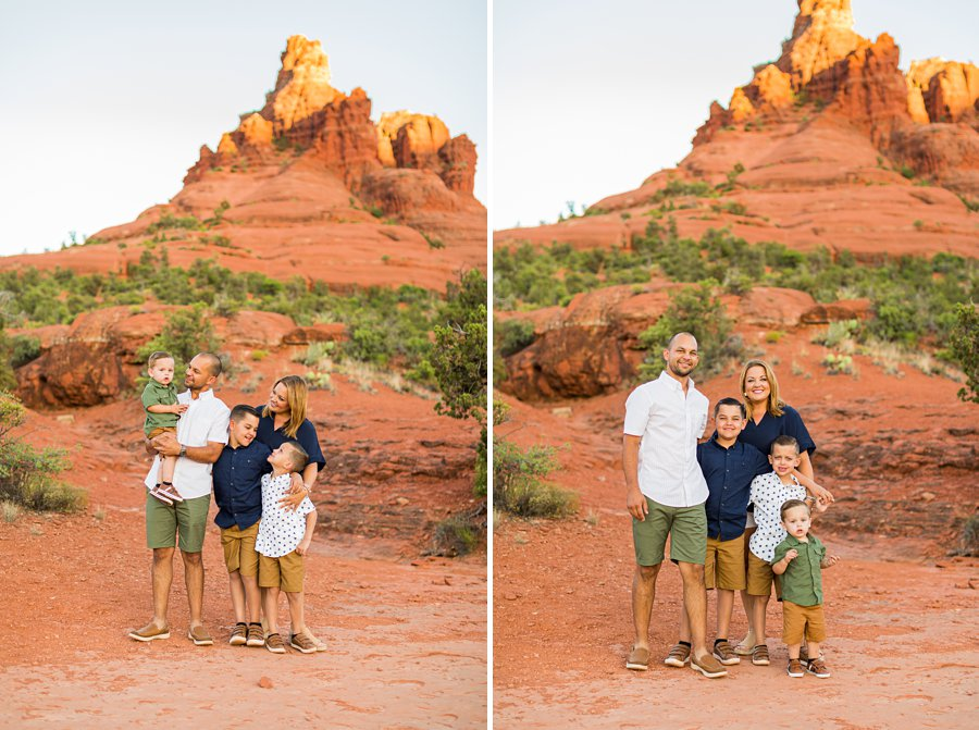 Moreno Family: Arizona Portrait Photography families