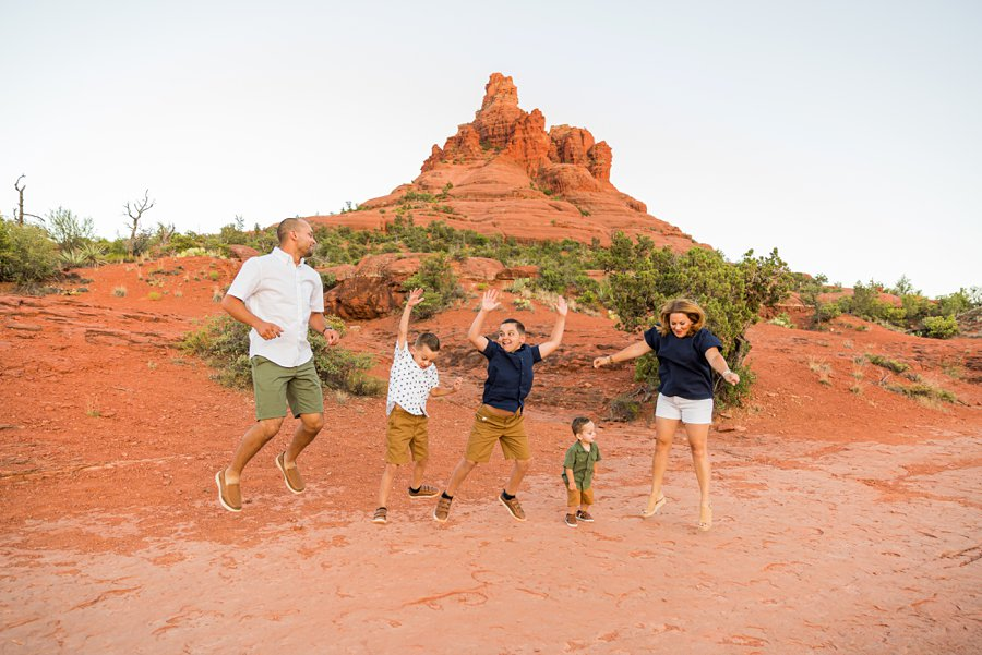 Moreno Family: Arizona Portrait Photography celebration