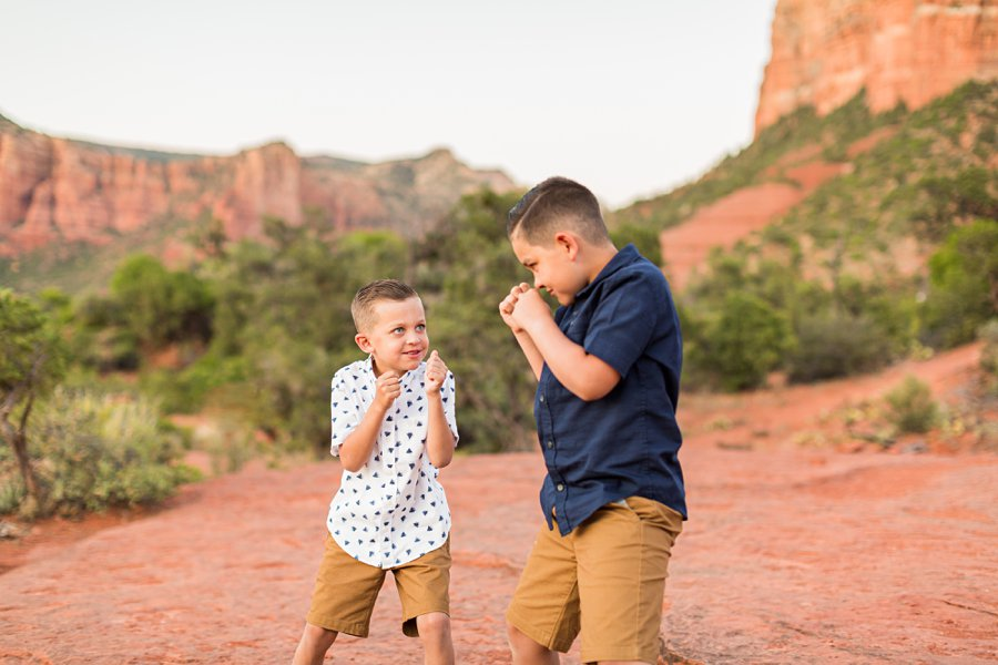 Moreno Family: Arizona Portrait Photography arizona children
