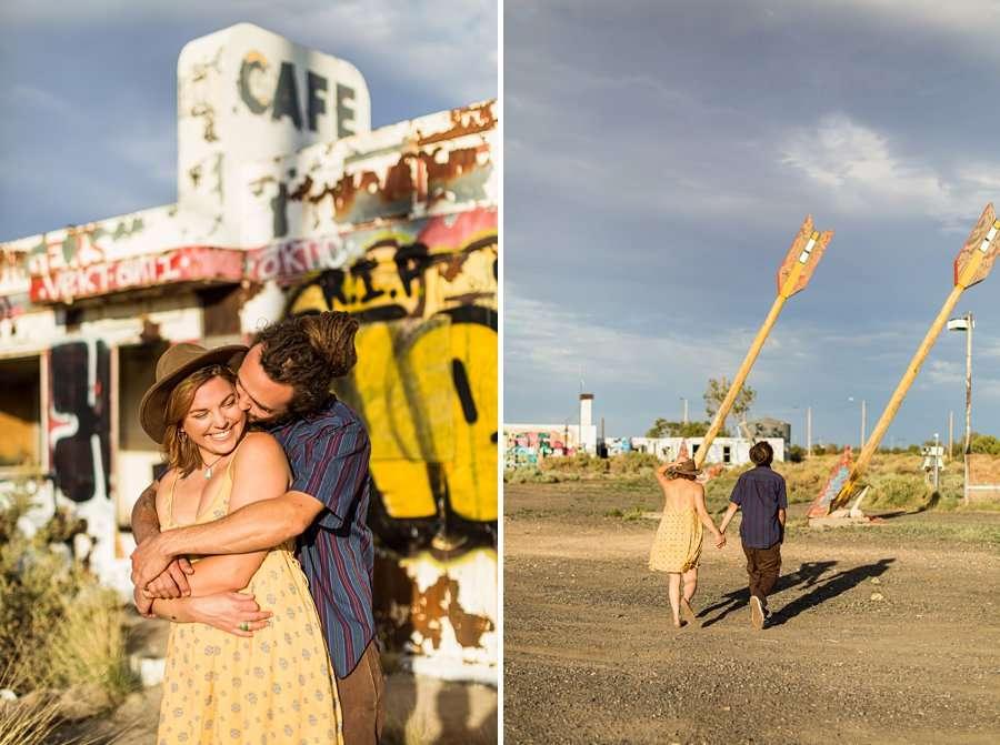 Rachel and Budda: Flagstaff AZ Adventure Photographer destination