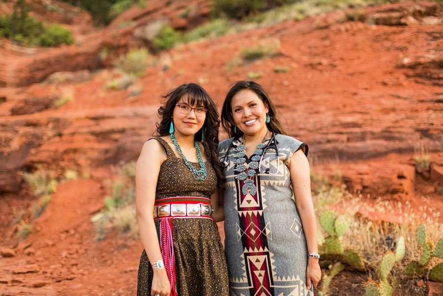 Shalene and Kylie: Arizona Senior Portrait Photographer celebration