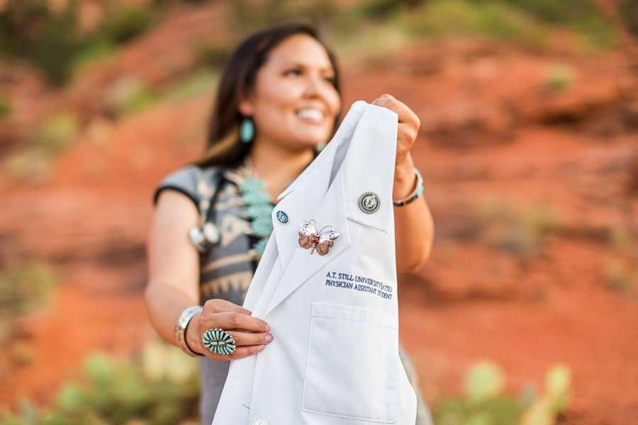 Shalene and Kylie: Sedona AZ Graduation Photography graduation images