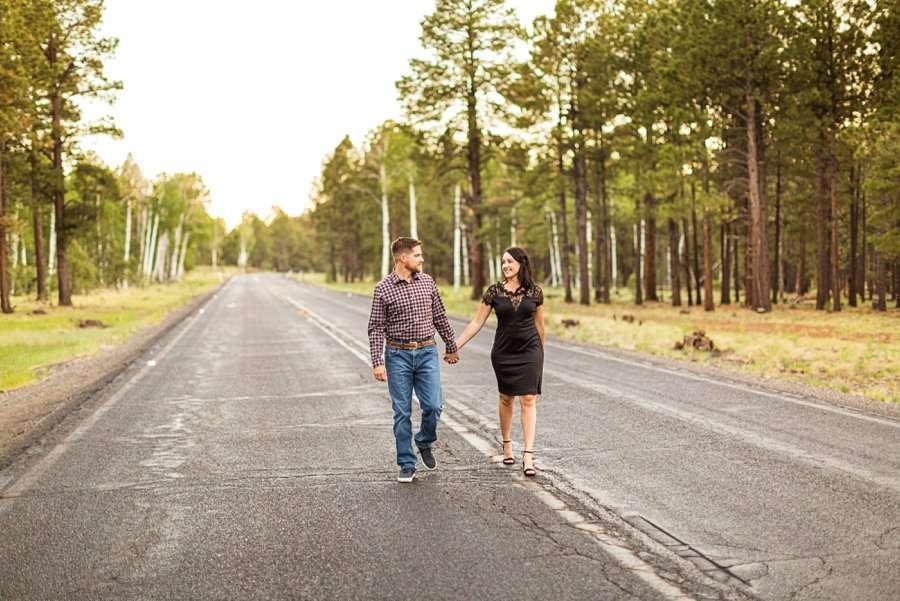 Trish and Mike: Northern Arizona Portrait Photographers travel and destination