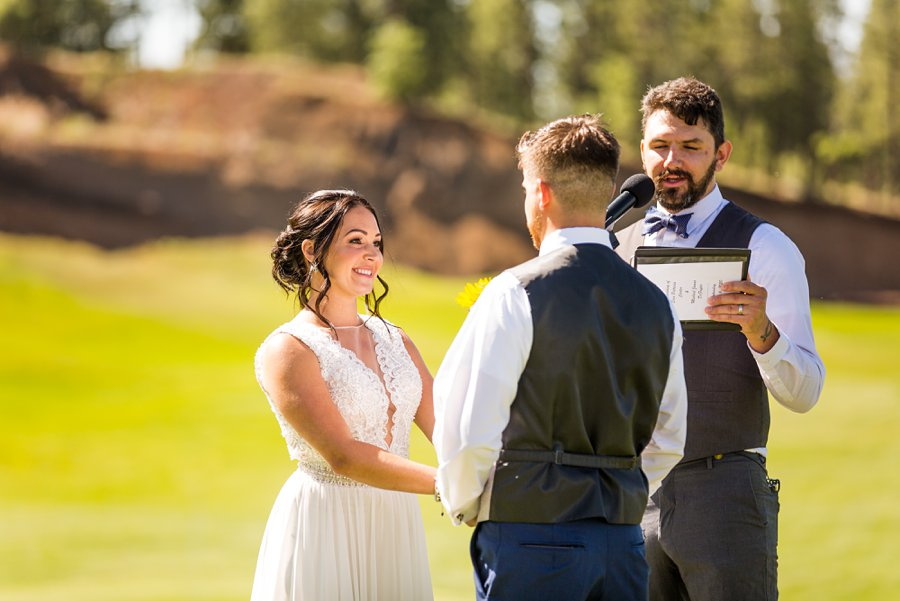 Trish and Mike: Downtown Northern Arizona Elopement brides perspective