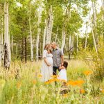 Alvarado Family: Flagstaff Arizona Maternity Photographer