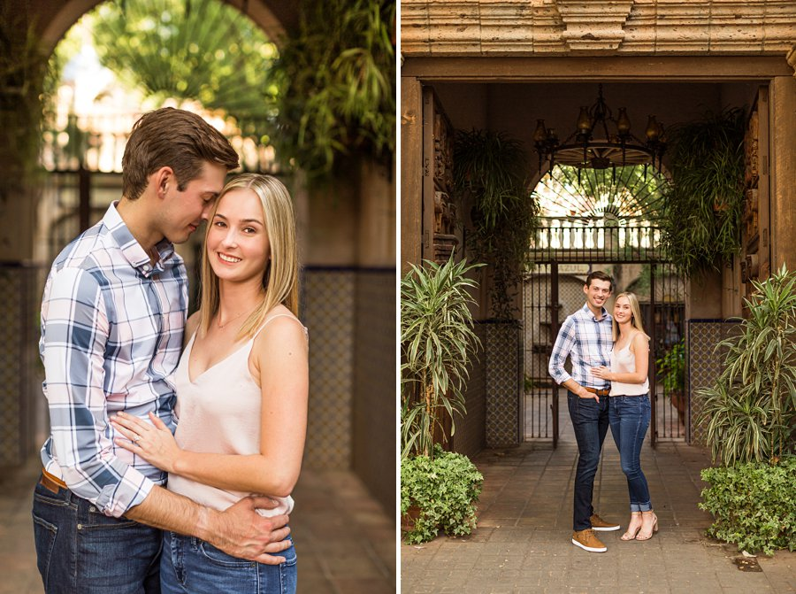 Brooke and Will: Arizona Portrait Photography best reviews