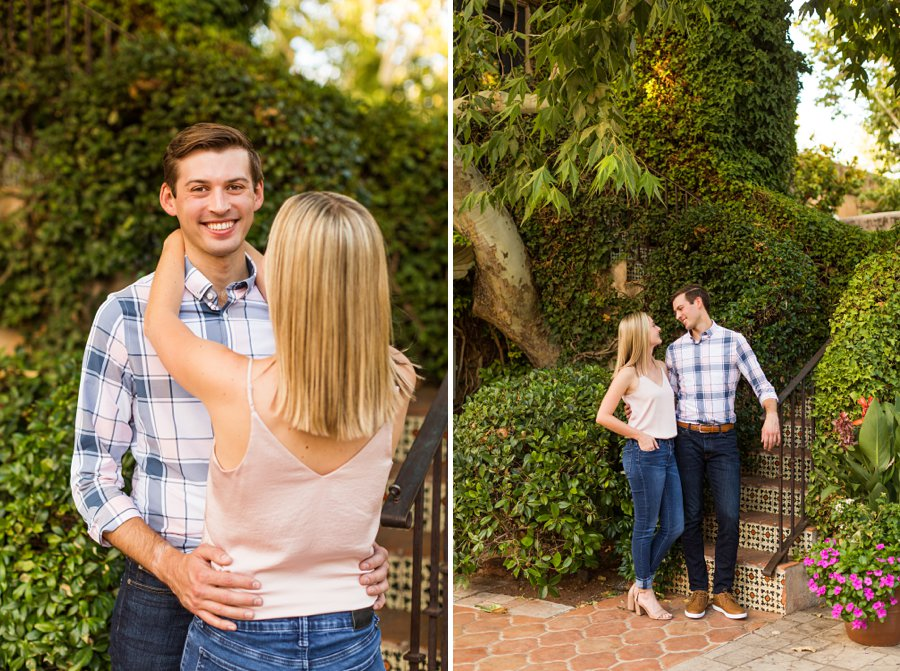 Brooke and Will: Arizona Portrait Photography best places for photography sessions