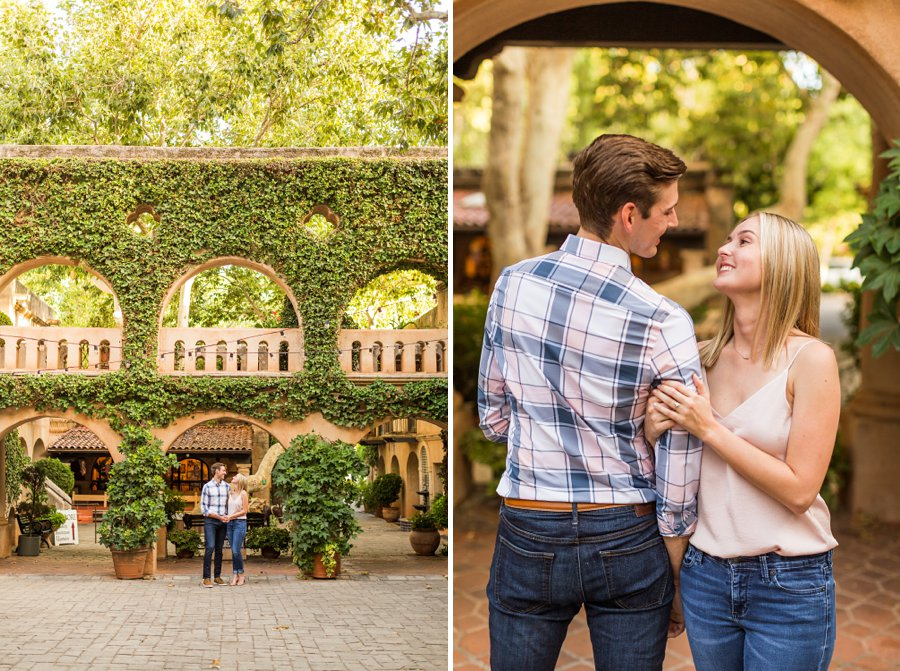 Brooke and Will: Arizona Portrait Photography artistic