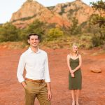 Northern Arizona Portrait Photography: Brooke and Will