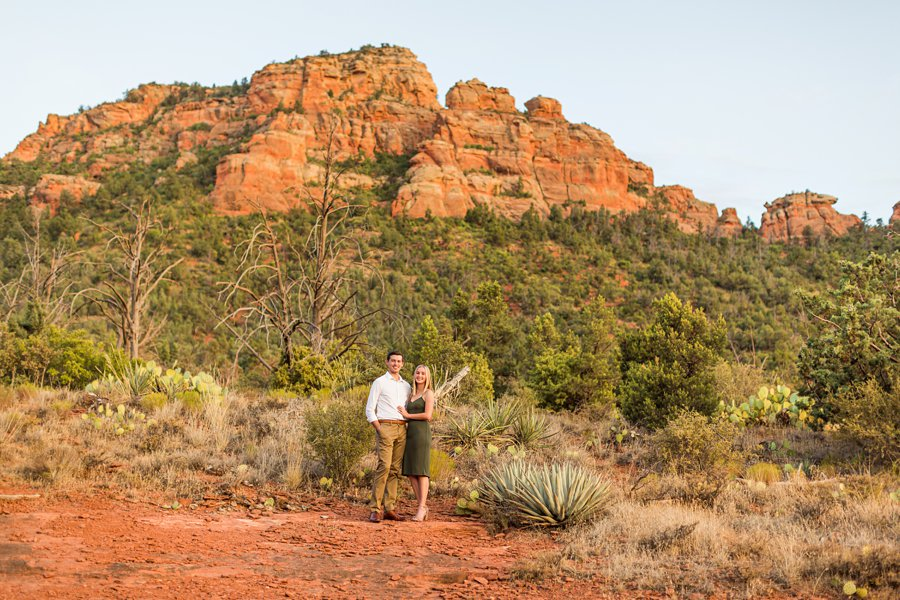 Brooke and Will: Arizona Portrait Photography things to do in sedona