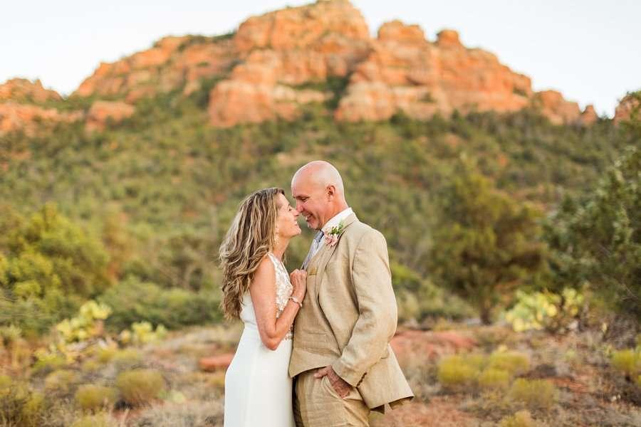 Kimberly and Mark: Arizona Elopement Photography best sedona locations