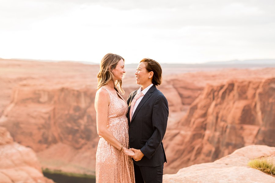 Leah and Rosey: Page Arizona Portrait Photography highest rated