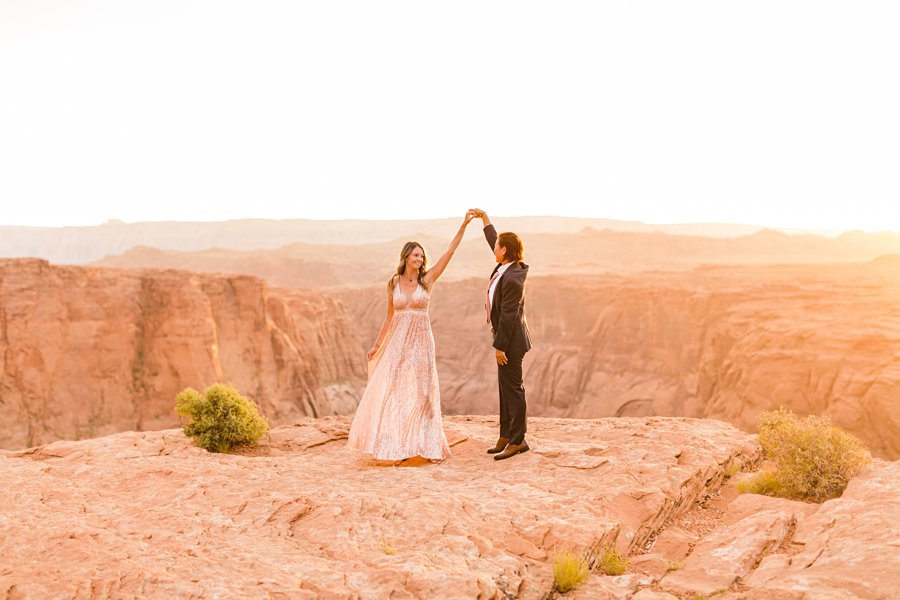 Leah and Rosey: Page Arizona Portrait Photography best in arizona