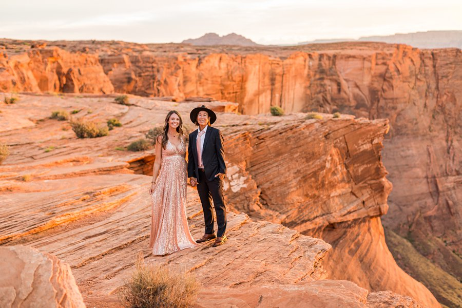 Leah and Rosey: Page Arizona Portrait Photography same sex couples