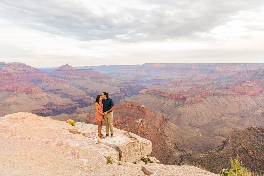 Olivia and Reagan: Northern Arizona Engagement Photographers Grand Canyon Engagement best of