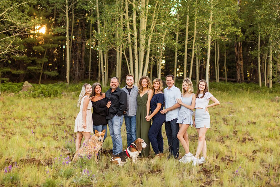 Ryan and Cierra: Flagstaff Arizona Proposal Photographer top rated family photographers