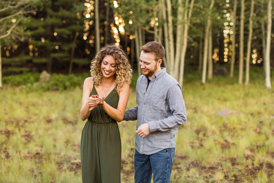 Ryan and Cierra: Arizona Engagement Photography proposal