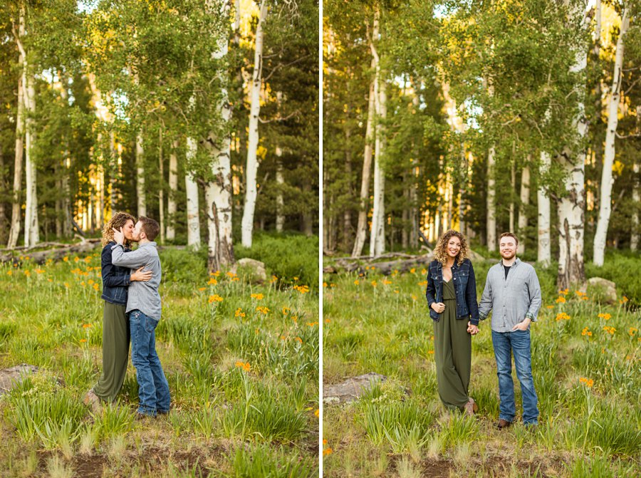 Ryan and Cierra: Arizona Engagement Photography top rated photographers