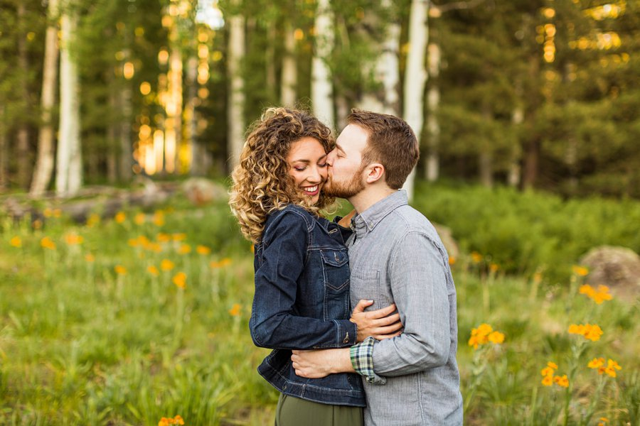 Ryan and Cierra: Arizona Engagement Photography best proposal photography flagstaff