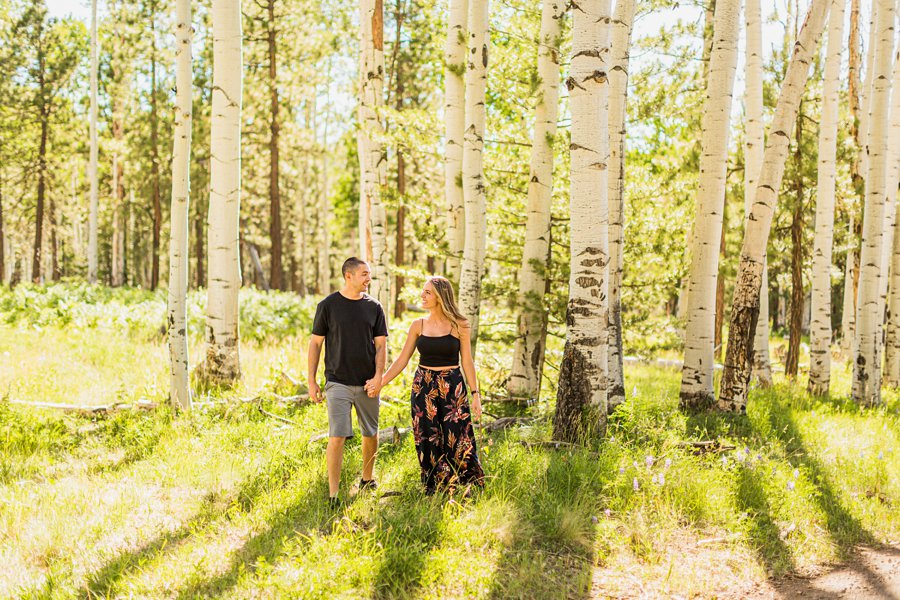 Taylor and Tommy: Grand Canyon Engagement Photographers flagstaff best locations