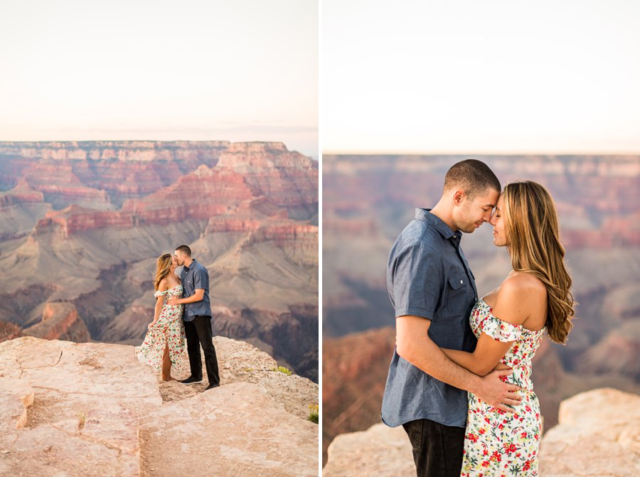Taylor and Tommy: Northern Arizona National Park Portrait Photography national park destination sessions