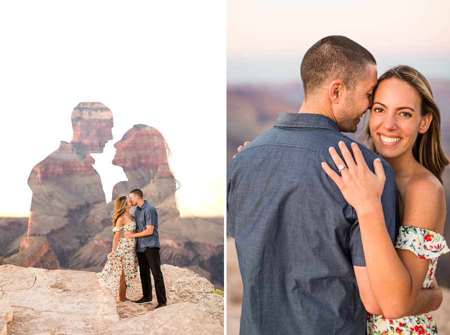 Taylor and Tommy: Northern Arizona National Park Portrait Photography grand canyon national park photography