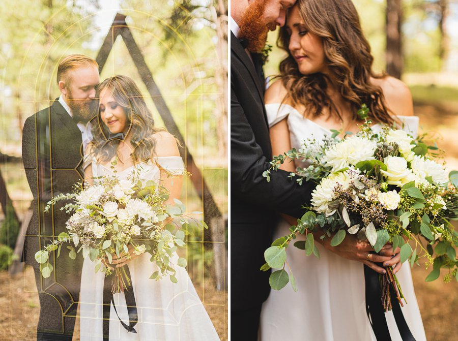 Flagstaff Arizona Venues: Styled Shoot floral